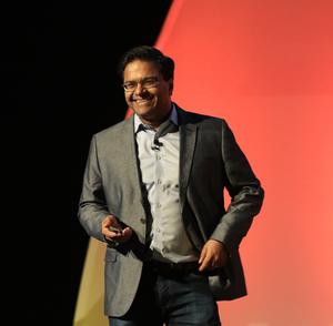 Skill set: Soti founder and CEO Carl Rodrigues says he aims to be approachable