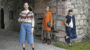 The Arnotts AW20 collections have been launched Photo: Anthony Woods