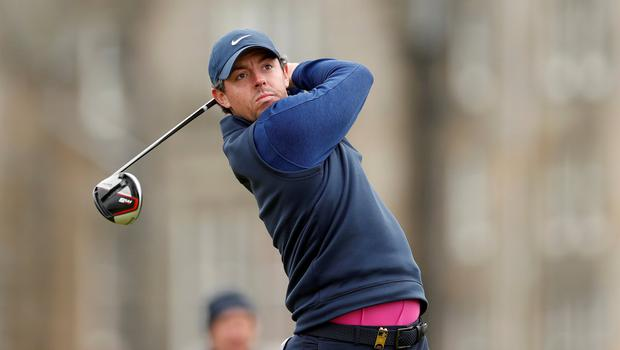 Northern Ireland's Rory McIlroy. Photo: Lee Smith/Action Images via Reuters