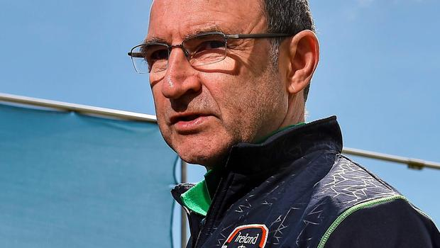 Ireland manager Martin O'Neill says that strong side will see off Scotland if they handle the pressure