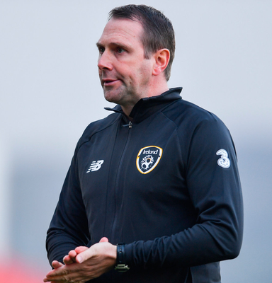 Tom Mohan has good advice for Ireland's young talent and is also educating our future coaches, which will help the development of the game here. Photo: Sam Barnes/Sportsfile