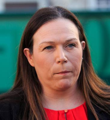 'Serious problem': Louise O'Reilly said the situation was not acceptable. Photo: Gareth Chaney Collins