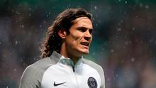 Edinson Cavani has joined Man United on a one-year deal. Andrew Milligan/PA Wire.