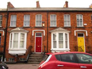 13 Pery Square, Limerick, sold for €295,000   last September