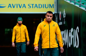 "Genia: ""We have probably gone through a transition period where we have tried to introduce a lot of new players and regenerate the squad."" Photo by Ramsey Cardy/Sportsfile"