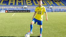Jack Byrne has joined Dutch side Cambuur on loan from Manchester City