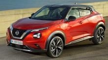 IMPROVEMENTS: The new Juke has a more refined look