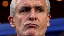 Mark Hughes is appointed as Stoke City manager