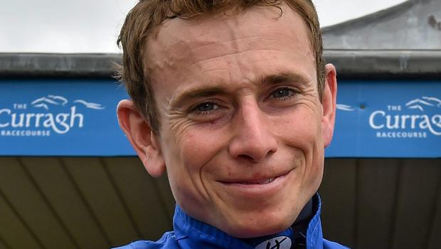'Ryan Moore positioned Gleneagles in fourth place before asking him to close down the leaders early in the straight and the response was emphatic'