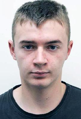 Ryan McGee who has been jailed for two years for making a viable nail bomb packed with deadly shrapnel in his bedroom in Eccles, near Manchester. Photo: Greater Manchester Police/PA