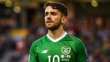 Robbie Brady has been beset by injuries. Photo: Harry Murphy/Sportsfile