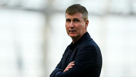 Ireland manager Stephen Kenny. Photo by Harry Murphy/Sportsfile