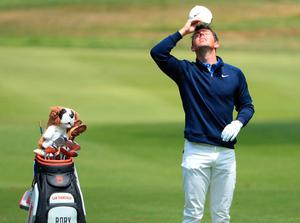 Rory McIlroy has struggled in the heat of Majors. Photo: Getty Images