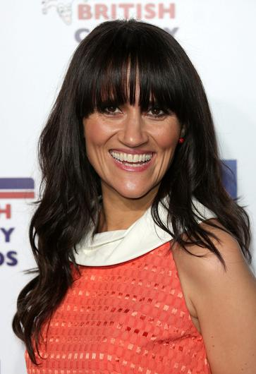 Nina Conti attends The British Comedy Awards at Fountain Studios on December 16, 2014 in London, England