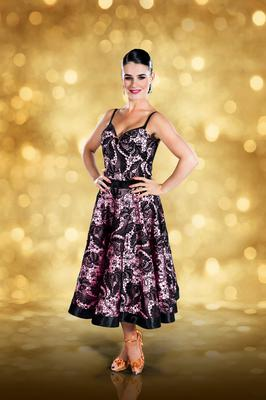 Karen Byrne. Image: Dancing With the Stars/ RTE One