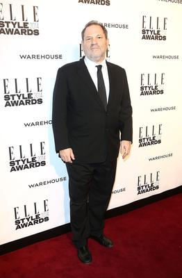 Harvey Weinstein attends the Elle Style Awards 2014 at one Embankment on February 18, 2014 in London, England.  (Photo by Tim P. Whitby/Getty Images)