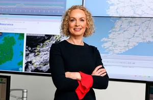 Anne O'Leary, chief executive of Vodafone Ireland