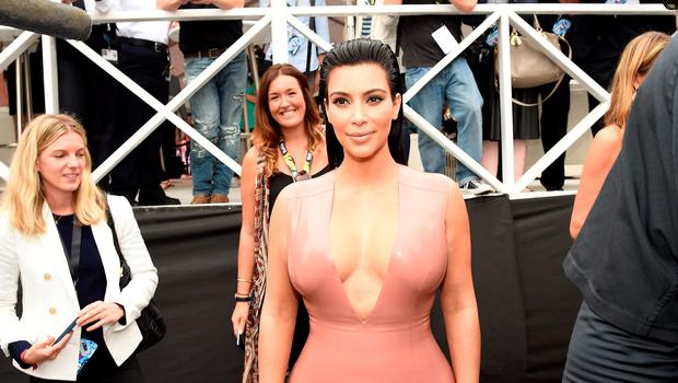 Kim Kardashian West attends the Hype Energy Drinks U.S. Launch on June 2, 2015 in Nashville, Tennessee.