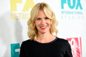 Actress January Jones attends the 20th Century Fox party during Comic-Con International 2015 at Andaz Hotel on July 10, 2015 in San Diego, California.  (Photo by Jason Merritt/Getty Images)