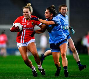 Comeback Falls Short As Dublin S Lauren Magee Suffers Nasty Collarbone Injury Independent Ie