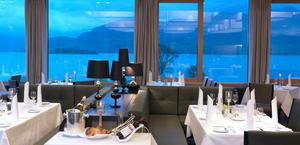 The Panorama Restaurant at The Europe Hotel