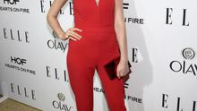 Actress Caitriona Balfe attends ELLE's Annual Women in Television Celebration