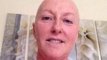 No make-up selfie by Majella O'Donnell