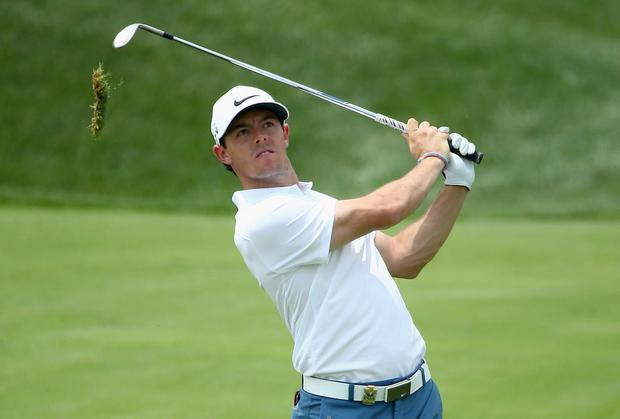 Rory McIlroy is expected to overpower the opposition at the US PGA Championship at Valhalla and win his second Major title in three weeks. Photo: Andy Lyons/Getty Images
