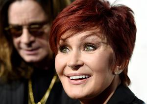 "Sharon Osbourne speaks during 10th annual of ""Classic Rock Roll of Honour"" awards in Los Angeles, California November 4, 2104. REUTERS/Kevork Djansezian  (UNITED STATES - Tags: ENTERTAINMENT)"