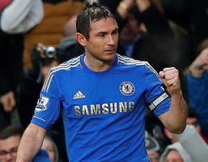 Frank Lampard.  Picture: REUTERS/Andrew Winning
