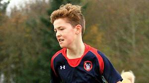 Lewis Fleming, a pupil of Coleraine Grammar School who died in a tragic accident at a waterfall in Powerscourt in Enniskerry, County Wicklow. Photo: McAuley Multimedia
