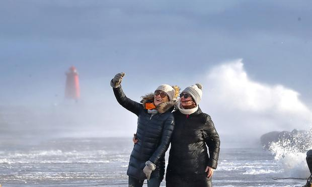 Red Weather Warnings possible as Storm Brendan approaches Ireland forecaster warns