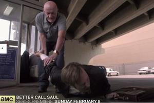 Mike makes his first appearance in Better Call Saul teaser trailer
