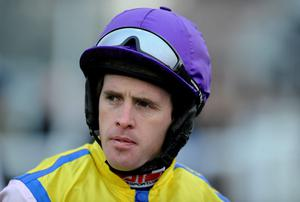 Jason Maguire: back in action today