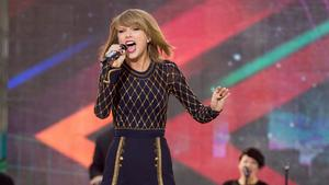 PAY RATES: Singer Tayor Swift took on the streamers
