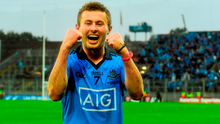 Dublin's Jack McCaffrey celebrates after the game