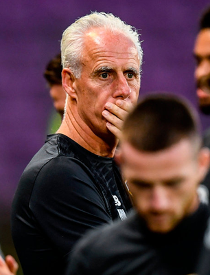 Mixed bag: Mick McCarthy's second stint as Ireland boss was a stew of minor successes and some forgettable moments