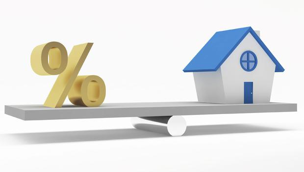 Fixed rates are often dearer than variable, meaning that you pay a premium for the security of knowing exactly what your repayments will be for a set period of time