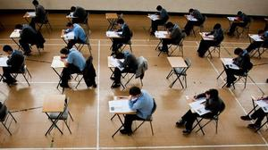 'Leaving Cert results and their treatment determine the next steps on the road of life for many students.' (stock photo)