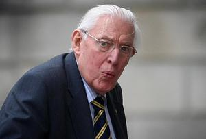 Ian Paisley was a divisive figure but a powerful speaker during his heyday in the North