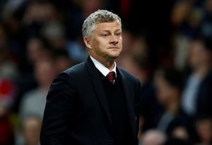 Manchester United manager Ole Gunnar Solskjaer. Action Images via Reuters/Jason Cairnduff/File Photo