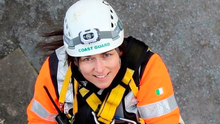 Irish Coast Guard volunteer Caitriona Lucas, who died during a search for a missing man off the Co Clare coast