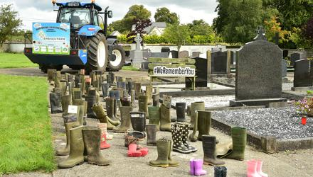 Embrace FARM (Farming Accidents Remembered & Missed) was established by Brian Rohan and his wife Norma in 2014 having experienced the tragic loss of his father Liam during 2012 in a farming accident.