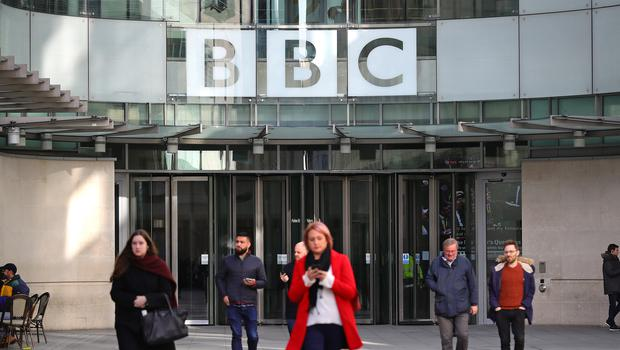 BBC Broadcasting House (Aaron Chown/PA)