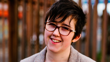 Journalist Lyra McKee was shot dead in Derry. Photo: Chiho Tang/Oranga Creative/PA Wire