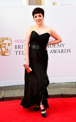 Sheridan Smith arrives for the House of Fraser British Academy of Television Awards at the Theatre Royal, Drury Lane in London. Photo: Ian West/PA Wire