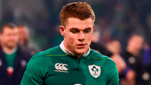Ireland's Garry Ringrose could play his way into a Lions place in the coming year. Photo: Stephen McCarthy/Sportsfile