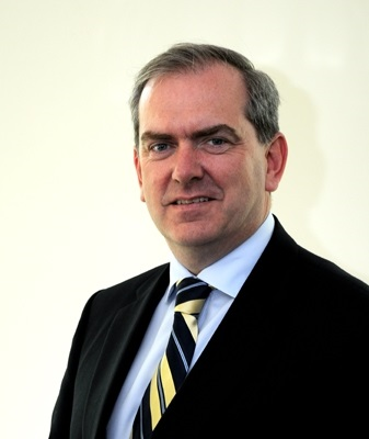Kevin Johnson, CEO of CUDA and the Solution Centre