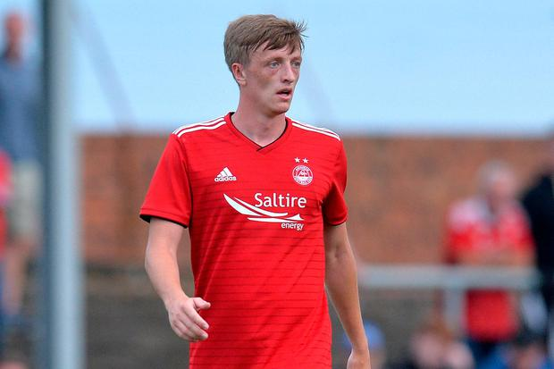 LEAVING EARLY: Chris Forrester has left Abderdeen by mutual consent and will rejoin St Patrick's Athletic. Photo: Mark Runnacles/Getty Images