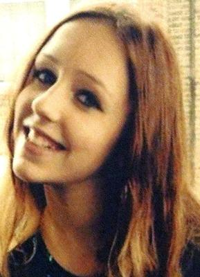 Murdered 14-year-old Alice Gross. Photo credit: Metropolitan Police/PA Wire